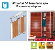 UniComfort harm�nika ajt� 18-as rendszer